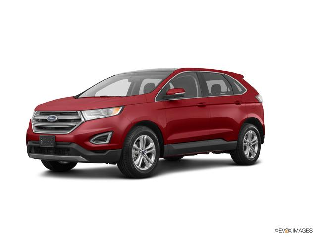 2017 Ford Edge Vehicle Photo in Anchorage, AK 99515