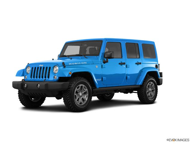 2017 Jeep Wrangler Unlimited Vehicle Photo in Lafayette, LA 70503