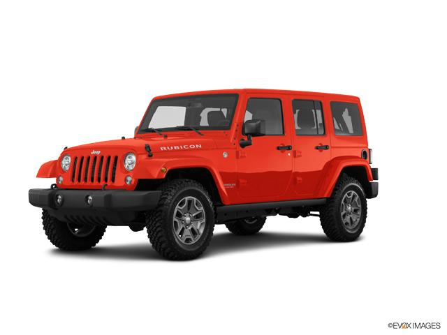 2017 Jeep Wrangler Unlimited Vehicle Photo in Gainesville, TX 76240
