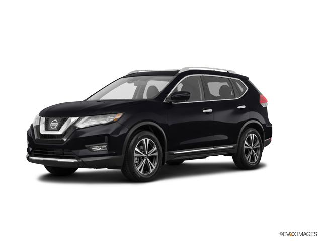 2017 Nissan Rogue Vehicle Photo in Manhattan, KS 66502