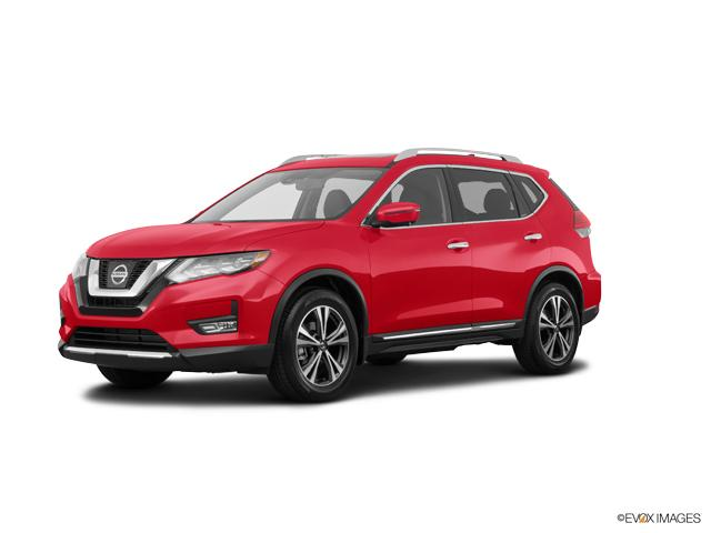 2017 Nissan Rogue Vehicle Photo in Beaufort, SC 29906