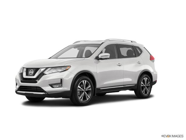 2017 Nissan Rogue Vehicle Photo in Oklahoma City, OK 73131