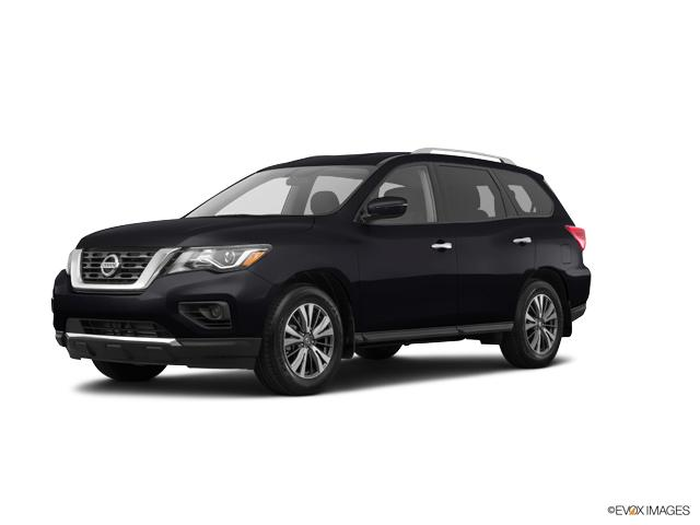 2017 Nissan Pathfinder Vehicle Photo in Rockville, MD 20852