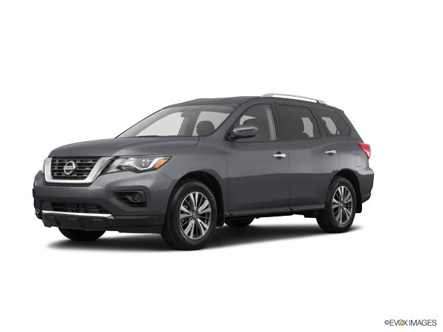 2017 Nissan Pathfinder Vehicle Photo in Beaufort, SC 29906