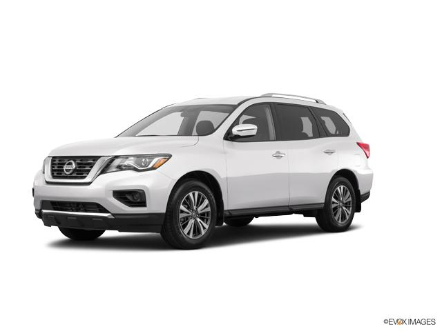 2017 Nissan Pathfinder Vehicle Photo in Joliet, IL 60435