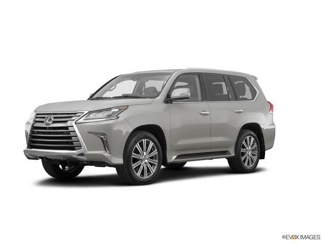 2017 Lexus LX 570 Vehicle Photo in Fort Worth, TX 76132