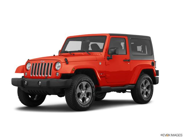 2017 Jeep Wrangler Vehicle Photo in Anchorage, AK 99515