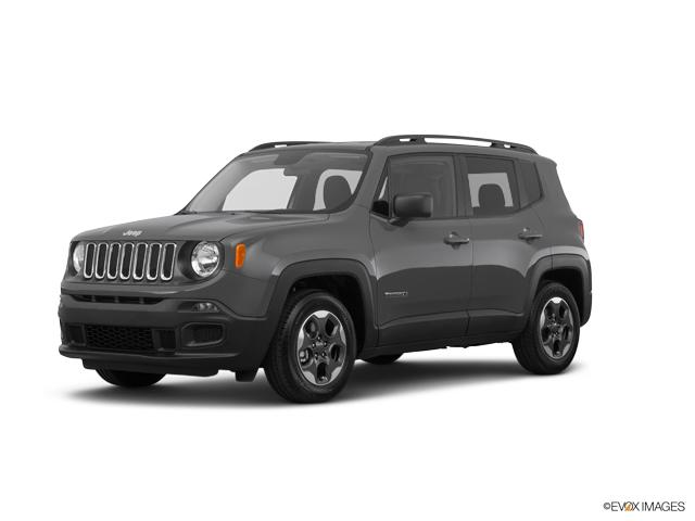 2017 Jeep Renegade Vehicle Photo in San Antonio, TX 78254
