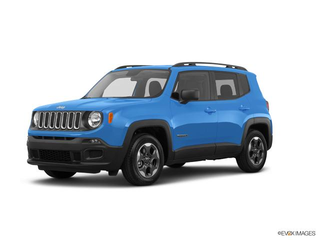 2017 Jeep Renegade Vehicle Photo in Beaufort, SC 29906