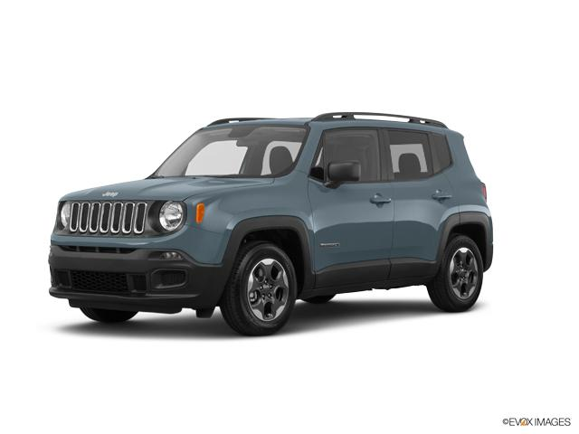 2017 Jeep Renegade Vehicle Photo in Gainesville, GA 30504