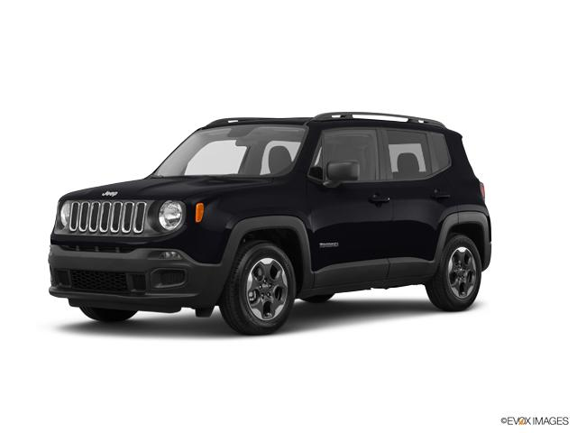 2017 Jeep Renegade Vehicle Photo in Gainesville, TX 76240