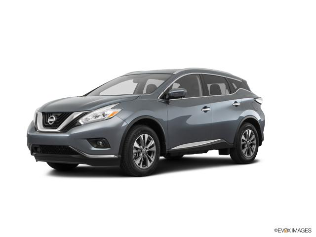 2017 Nissan Murano Vehicle Photo in Mission, TX 78572
