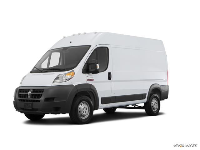 2017 Ram ProMaster Cargo Van Vehicle Photo in Manhattan, KS 66502