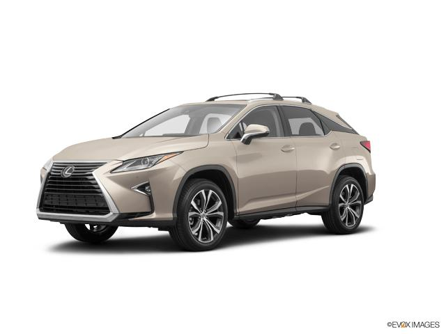 2017 Lexus Rx 350 Vehicle Photo In Little Rock Ar 72211