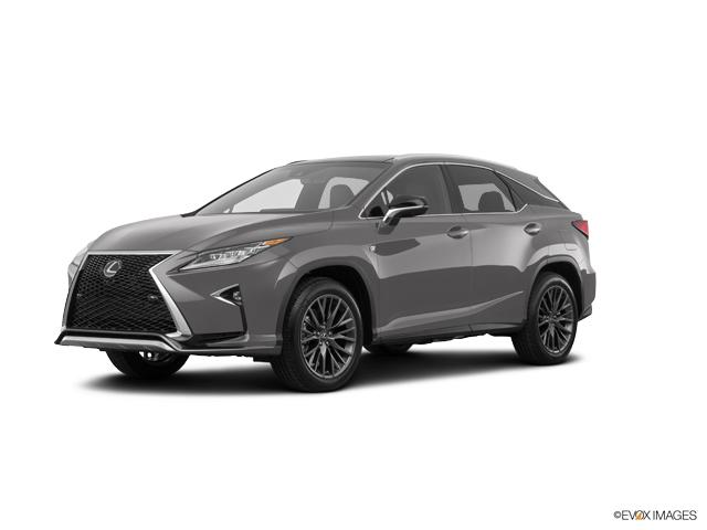 New 2017 Lexus Rx 350 Atomic Silver Suv For Sale