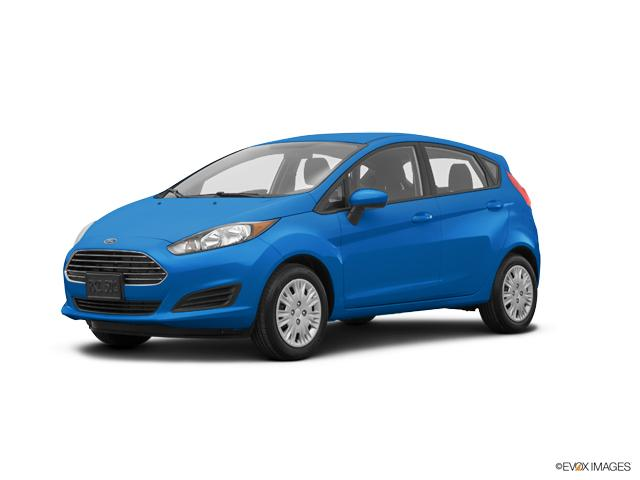 2017 Ford Fiesta Vehicle Photo in Greeley, CO 80634