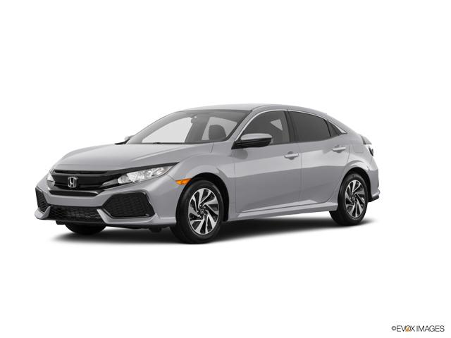 2017 Honda Civic Hatchback Vehicle Photo in Bloomington, IN 47403
