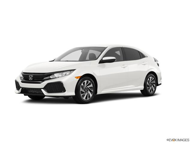 2017 Honda Civic Hatchback Vehicle Photo in Concord, NC 28027