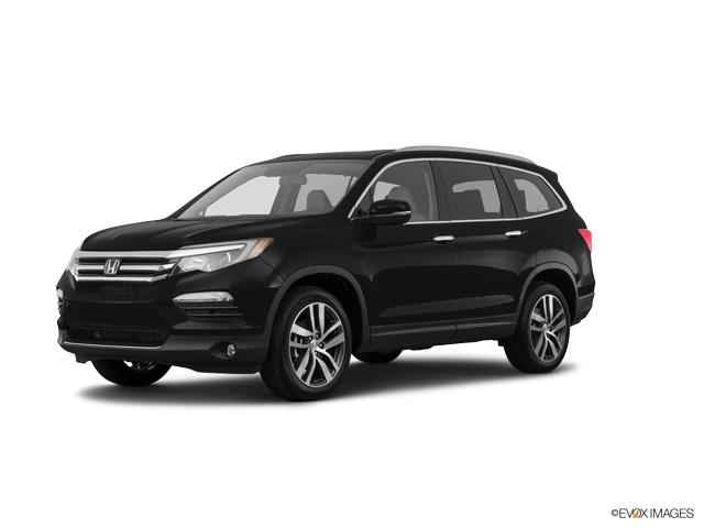 2017 Honda Pilot Vehicle Photo in Oklahoma City, OK 73114