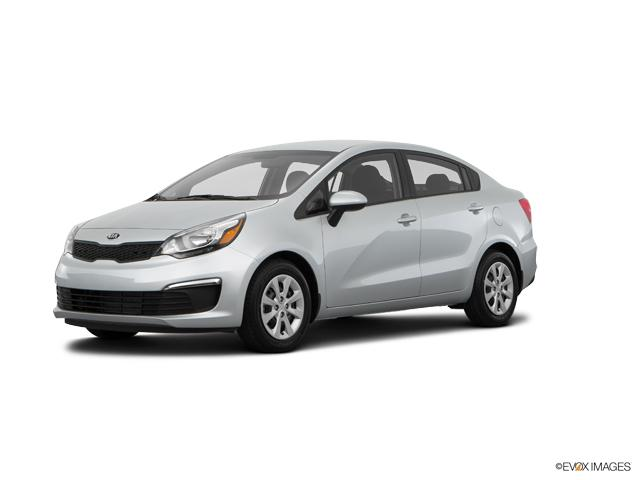 2017 Kia Rio Vehicle Photo in Danville, KY 40422