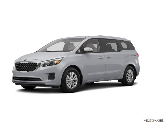 2017 Kia Sedona Vehicle Photo in Melbourne, FL 32901
