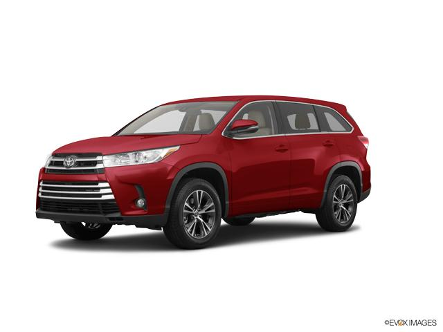 2017 Toyota Highlander Vehicle Photo in Nashville, TN 37203