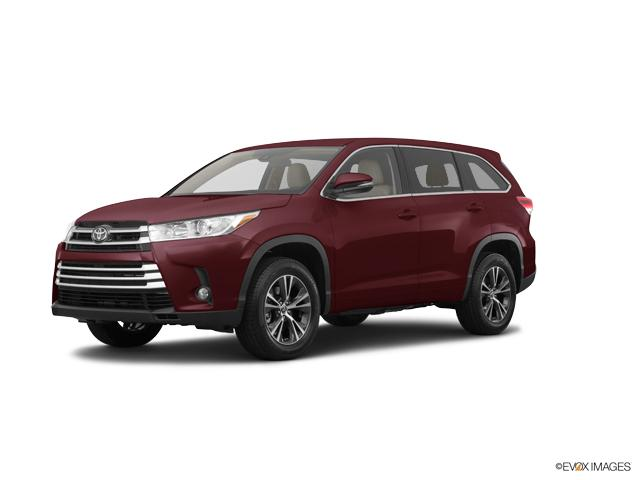 2017 Toyota Highlander Vehicle Photo in Charlotte, NC 28212