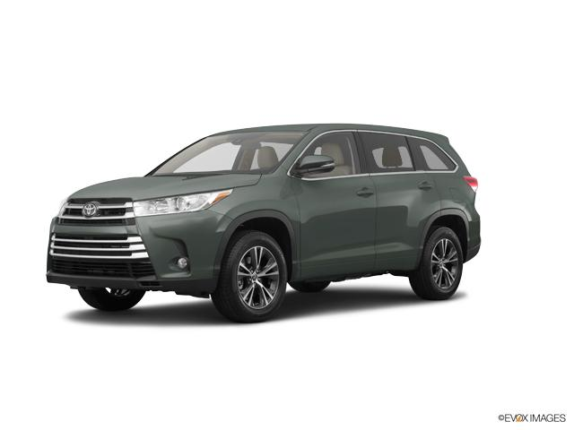 2017 Toyota Highlander Vehicle Photo in Rockford, IL 61107