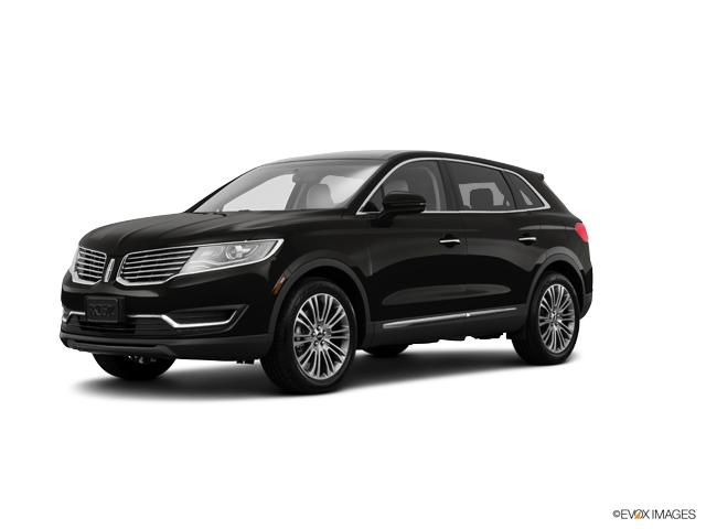 2017 LINCOLN MKX Vehicle Photo in Janesville, WI 53545