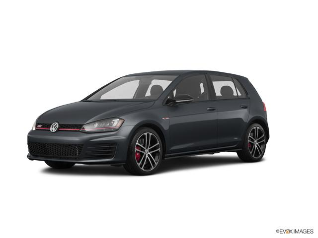 2017 Volkswagen Golf GTI Vehicle Photo in Bowie, MD 20716