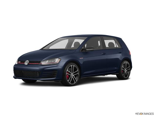 2017 Volkswagen Golf GTI Vehicle Photo in Trevose, PA 19053-4984