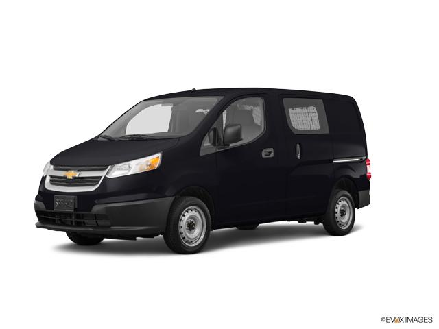 2017 Chevrolet City Express Cargo Van Vehicle Photo in South Portland, ME 04106