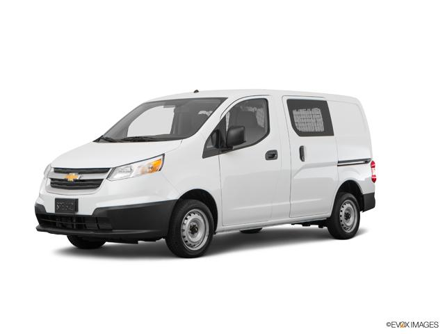 2017 Chevrolet City Express Cargo Van Vehicle Photo in Lake Bluff, IL 60044