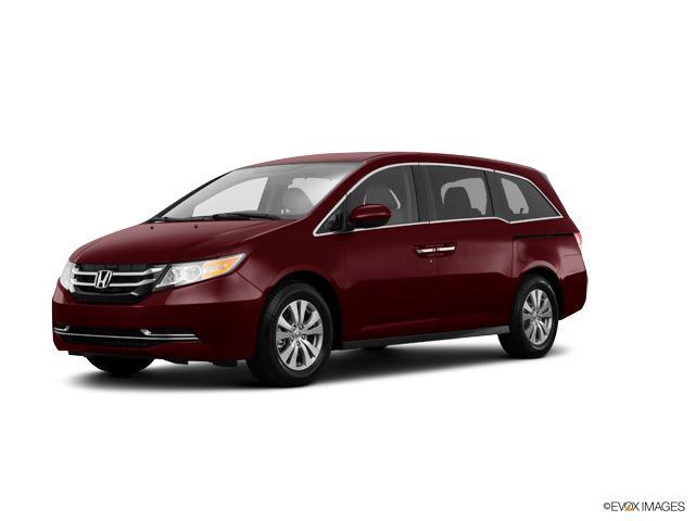 2017 Honda Odyssey Vehicle Photo in Franklin, TN 37067