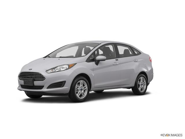 2017 Ford Fiesta Vehicle Photo in Safford, AZ 85546
