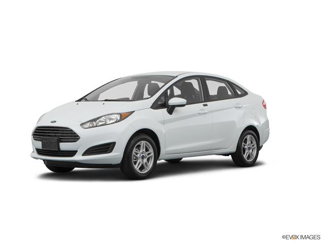 2017 Ford Fiesta Vehicle Photo in Akron, OH 44320
