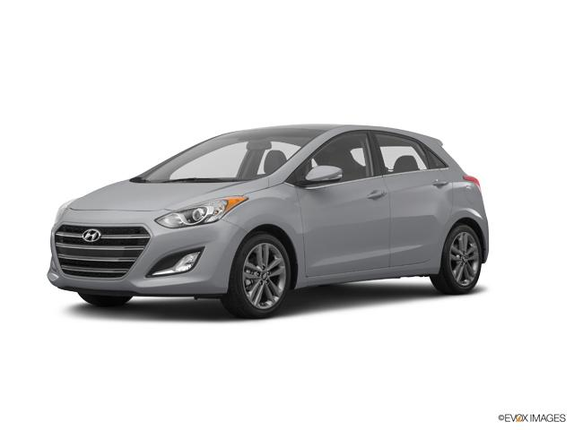 2017 Hyundai Elantra GT Vehicle Photo in Greenville, NC 27834