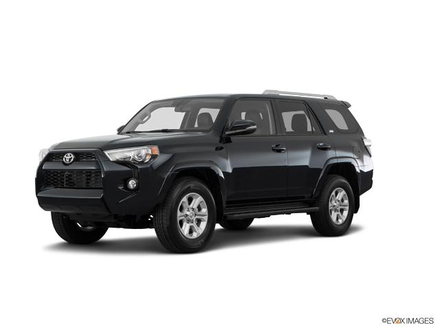 2017 Toyota 4Runner Vehicle Photo in Melbourne, FL 32901