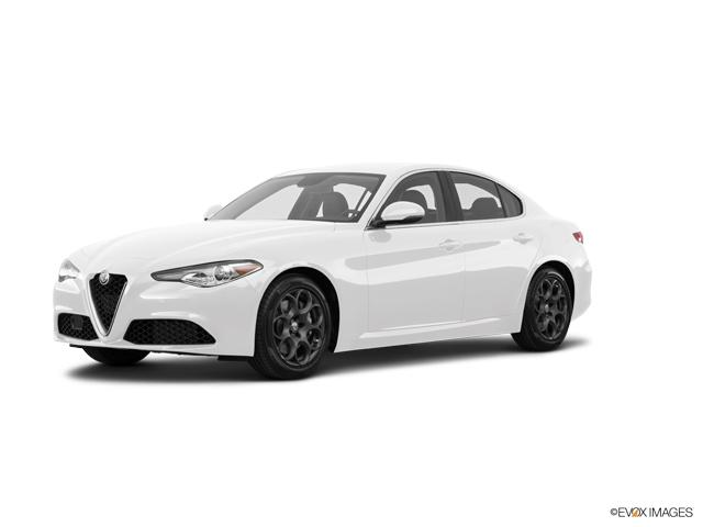2017 Alfa Romeo Giulia Vehicle Photo in Manassas, VA 20109