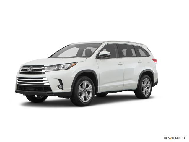 Toyota Highlander 2017 Lease >> Buy Or Lease This Blizzard Pearl 2017 Toyota Highlander In