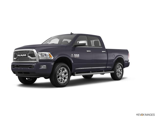 2017 Ram 2500 Vehicle Photo in Manhattan, KS 66502