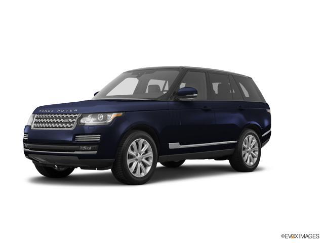 Warren Henry Range Rover >> 2017 Land Rover Range Rover In Miami At Warren Henry Infiniti Salgs2fe8ha323279