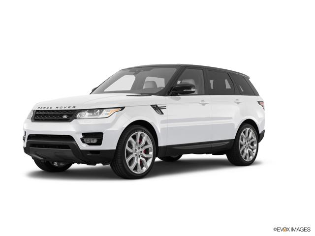 2017 Land Rover Range Rover Sport Vehicle Photo in Costa Mesa, CA 92626
