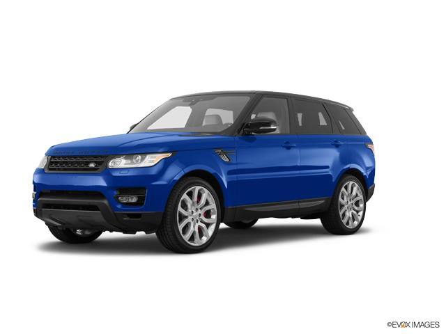 2017 Land Rover Range Rover Sport Vehicle Photo in Allentown, PA 18103