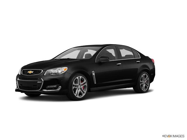 2017 Chevrolet SS Vehicle Photo in Colma, CA 94014