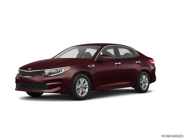 2017 Kia Optima Vehicle Photo in Edinburg, TX 78542