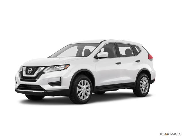 2017 Nissan Rogue Vehicle Photo in South Portland, ME 04106