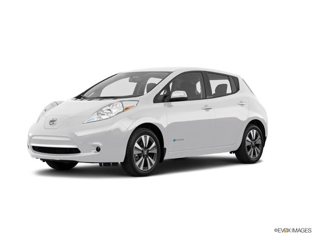 2017 Nissan LEAF Vehicle Photo in Novato, CA 94945