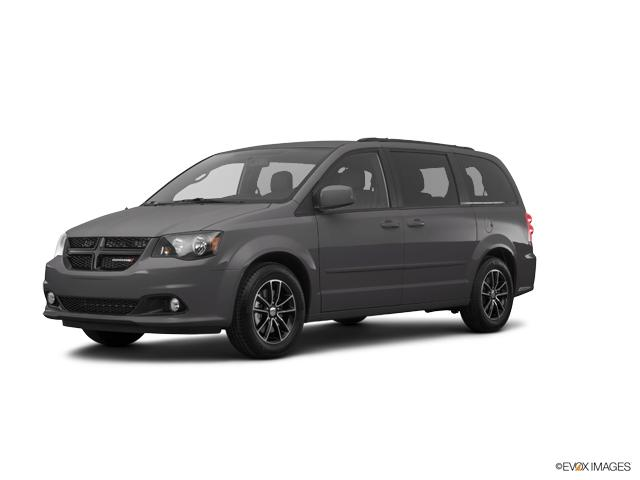 2017 Dodge Grand Caravan Vehicle Photo in Lake Bluff, IL 60044