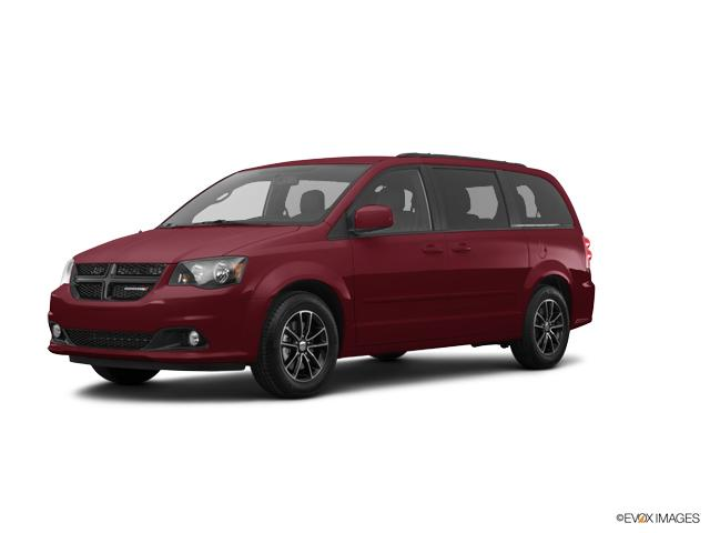 2017 Dodge Grand Caravan Vehicle Photo in Houston, TX 77054